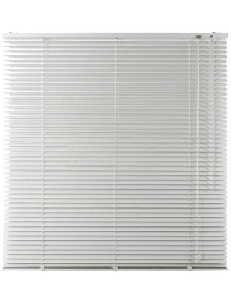 LIEDECO Jalousie, Weiß, 140x130 cm