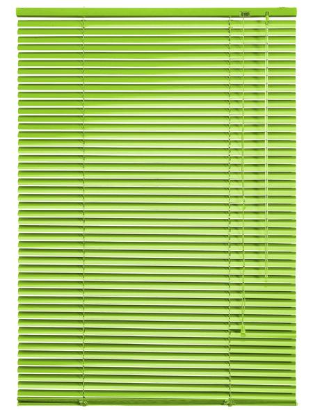 LIEDECO Jalousie, Young Colours, Apple Green, 80x160 cm