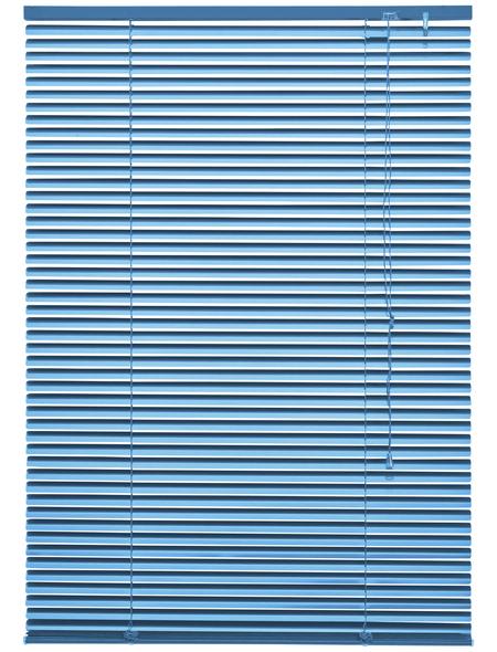 LIEDECO Jalousie, Young Colours, Blue Lagoon, 80x160 cm