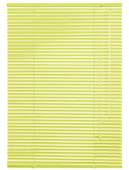 LIEDECO Jalousie, Young Colours, Lemon Yellow, 100x160 cm