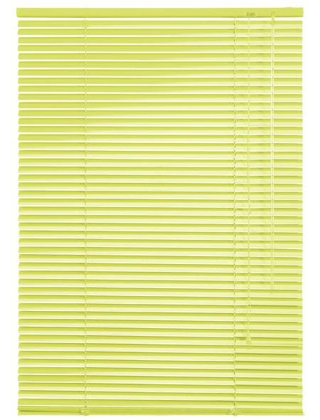 LIEDECO Jalousie, Young Colours, Lemon Yellow, 60x160 cm