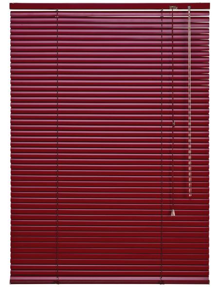 LIEDECO Jalousie, Young Colours, Red Magnolia, 120x160 cm