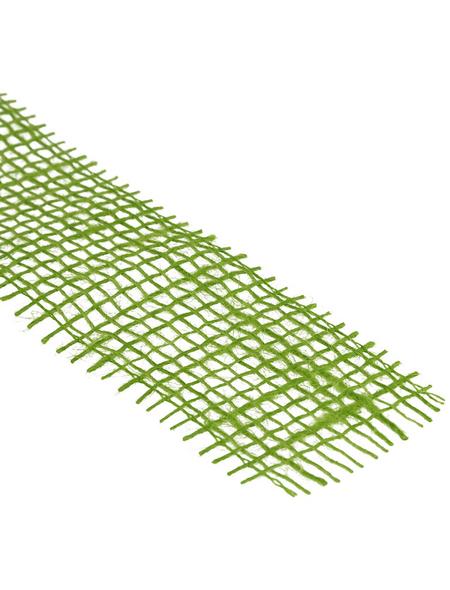 DIJK NATURAL COLLECTIONS Juteband grün 200 x 5 cm