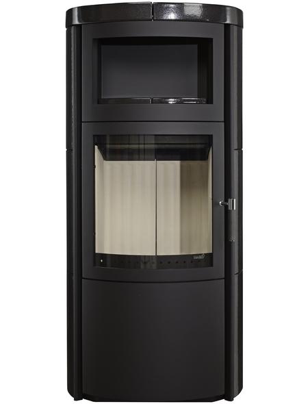 HARK Kachelofen »Vito WW ECOplus«, 8 kW, graphitfarben