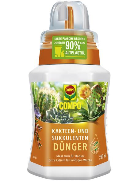 COMPO Kakteen- und Bonsaidünger 250ml