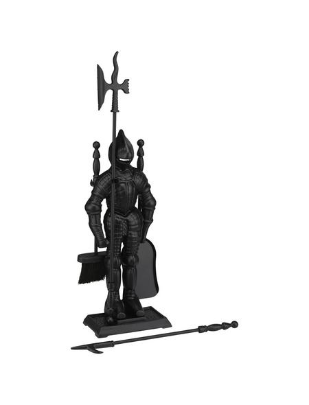 METROX Kaminbesteck »Ritter«, für Kaminöfen