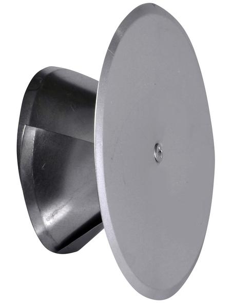 FIREFIX® Kaminlochdeckel, ØxL: 16 x 7 cm, Stärke: 0,6 mm, Stahl