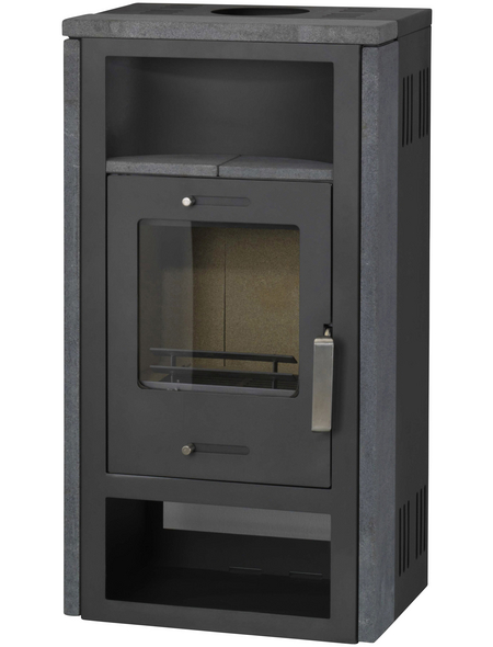 CONFORTO Kaminofen »Aldebaran«, Granit, 7,5 kW