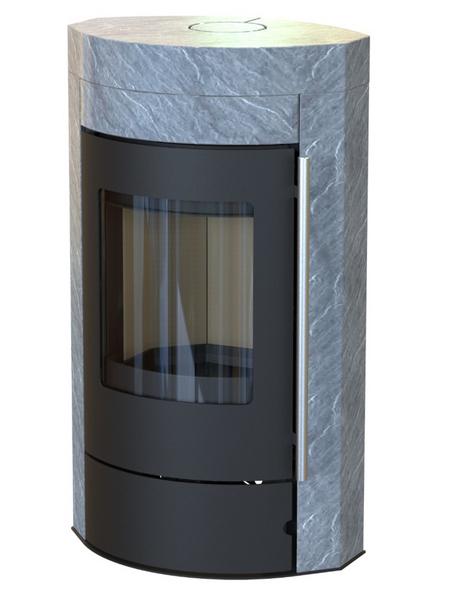 THERMIA Kaminofen »Ignis«, Naturstein, 7 kW