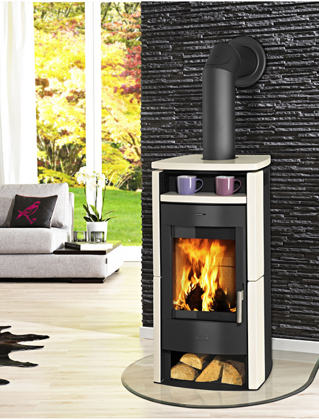 FIREPLACE Kaminofen »Paris«, Keramik, 6 kW