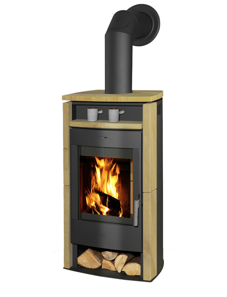 FIREPLACE Kaminofen »Paris«, Sandstein, 6 kW