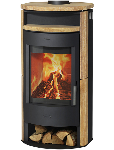 FIREPLACE Kaminofen Sandstein, 6 kW