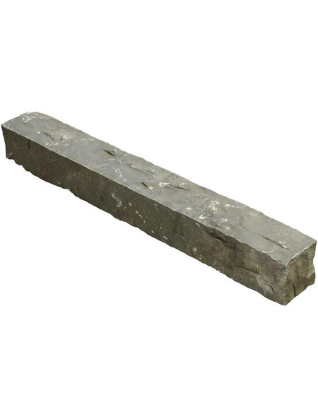 EURO STONE Kante, BxHxL: 10 x 25 x 10 cm, Basalt