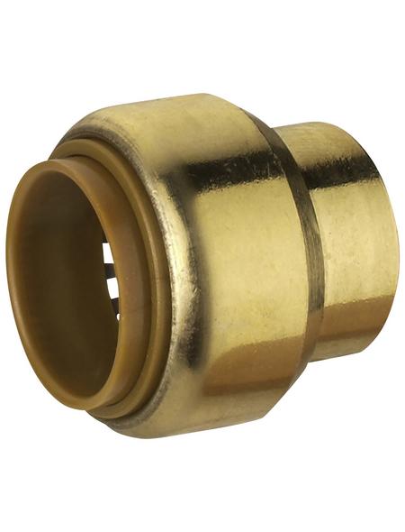 CORNAT Kappe, Metall, Ø 18 mm
