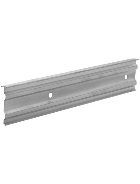SAREI Kappleiste, BxL: 60 x 2000 mm, Aluminium