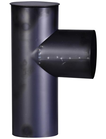 FIREFIX® Kapselknie, ØxL: 12 x 30 cm, Stärke: 0,6 mm, Stahl