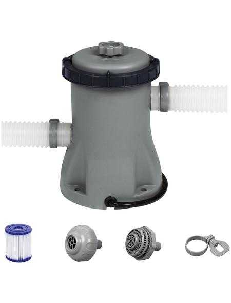 BESTWAY Kartuschenfilter »Flowclear «, Max. Durchflussmenge: 1,2 m³/h