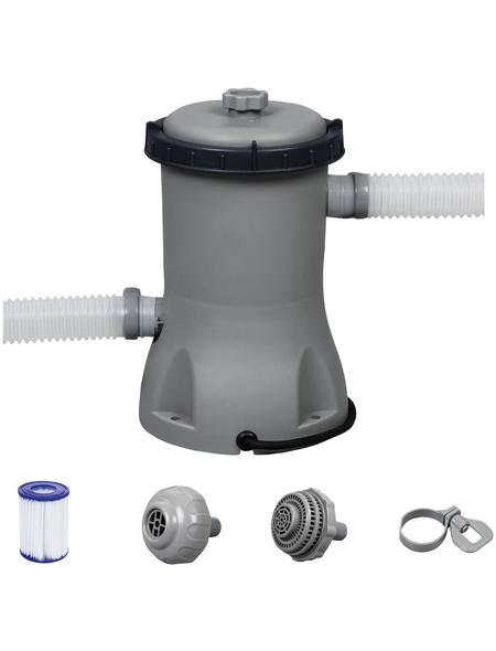 BESTWAY Kartuschenfilter »Flowclear «, Max. Durchflussmenge: 3 m³/h