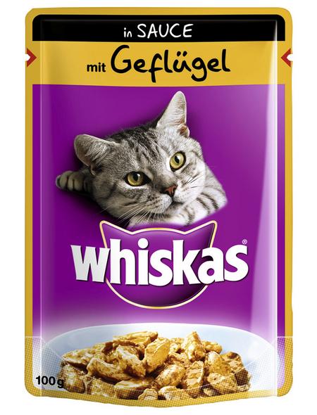 WHISKAS Katzen Nassfutter