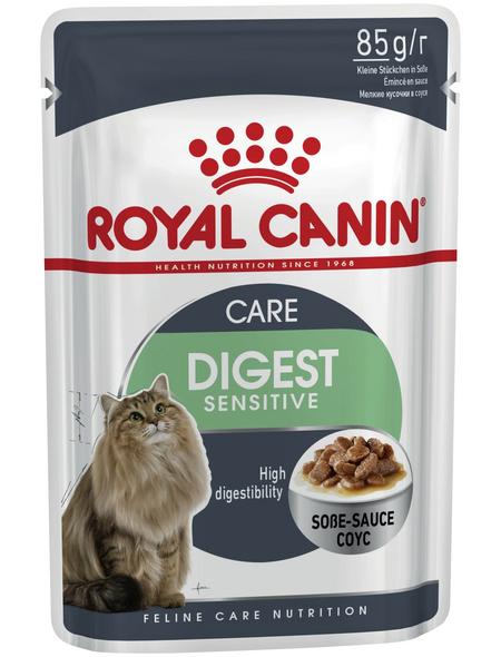 ROYAL CANIN Katzen-Nassfutter, 1 x FHN Pouch DIGEST SENSITIVE