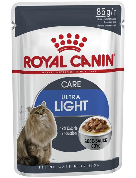 ROYAL CANIN Katzen-Nassfutter, 1 x FHN Pouch Ultra Light