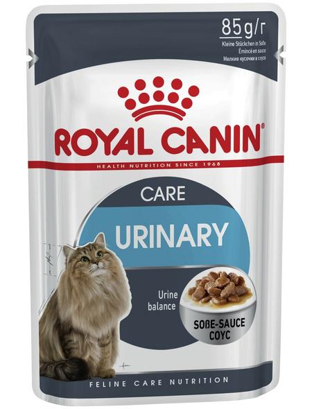 ROYAL CANIN Katzen-Nassfutter, 1 x FHN Pouch URINARY CARE in Soße