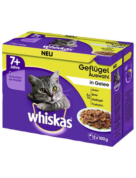 WHISKAS Katzen-Nassfutter, 1200 g