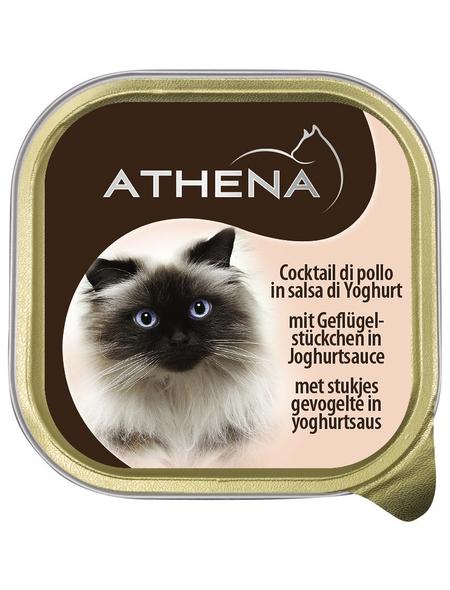 Athena Katzen-Nassfutter, Geflügel, 100 g