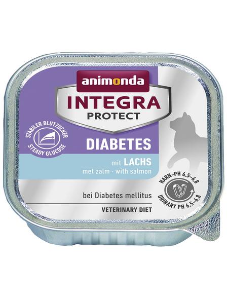 ANIMONDA Katzen Nassfutter »Integra Protect «, Lachs, 16x100 g