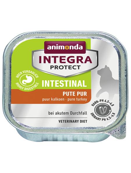ANIMONDA Katzen Nassfutter »Integra Protect «, Pute, 16x100 g