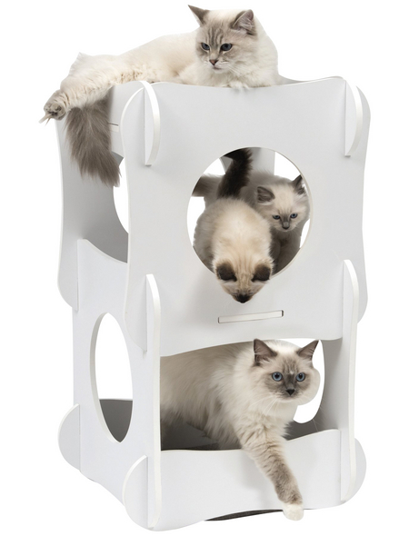 Katzenmöbel »Condo«, weiß