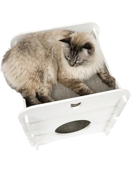 Katzenmöbel »Cottage«, weiß