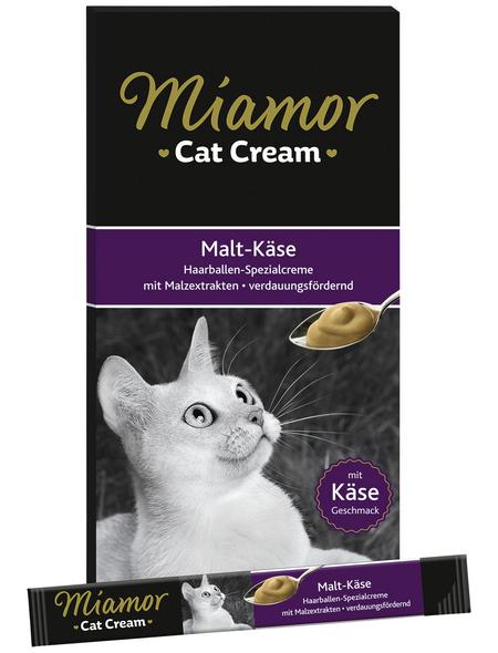 MIAMOR Katzensnack »Cat Cream«, Käse, 11x990 g