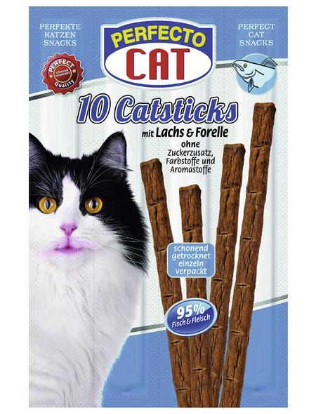 Katzensnack, Fisch