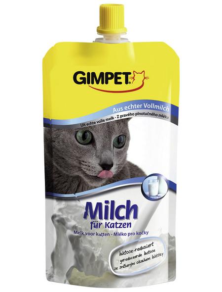 GIMCAT Katzensnack »Milch«, Milch, 14x200 g