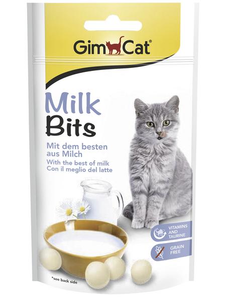 GIMCAT Katzensnack »Milk Bits«, Milch, 40 g