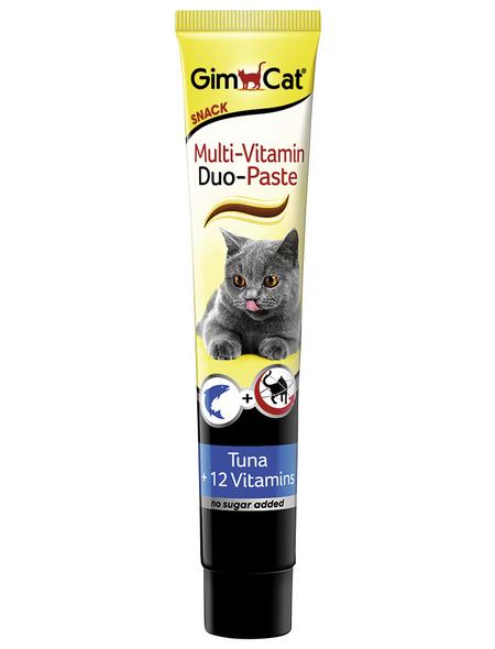 GIMCAT Katzensnack »Multi-Vitamin«, Thunfisch, 8x50 g