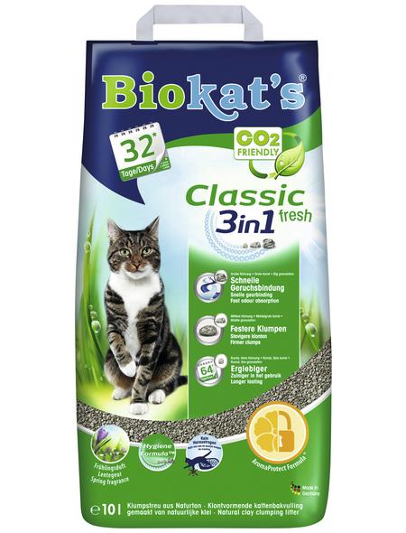 Katzenstreu, 1 Sack, 10 kg