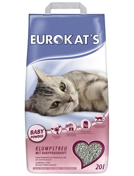 BIOKAT'S Katzenstreu »Eurokats«, 1 Sack, 20,457 kg