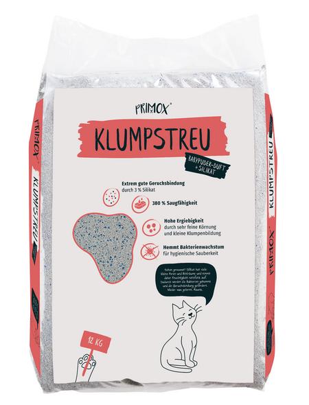 PRIMOX Katzenstreu »Premium«, 1 Sack, 12 kg