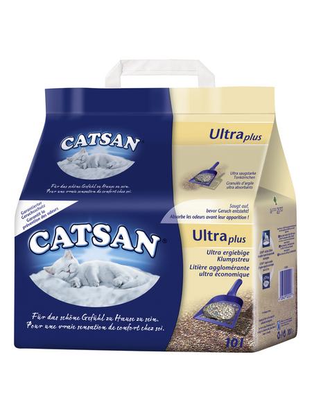 CATSAN Katzenstreu »Ultra«, 1 Sack, 10,3 kg