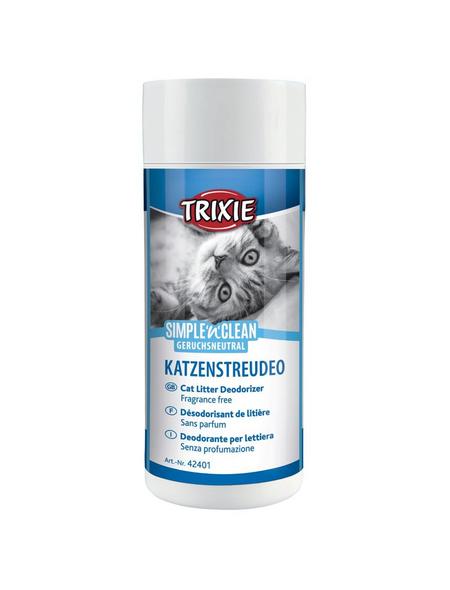 TRIXIE Katzenstreu-Zusatz »Simple'n'Clean«, 0,2 kg