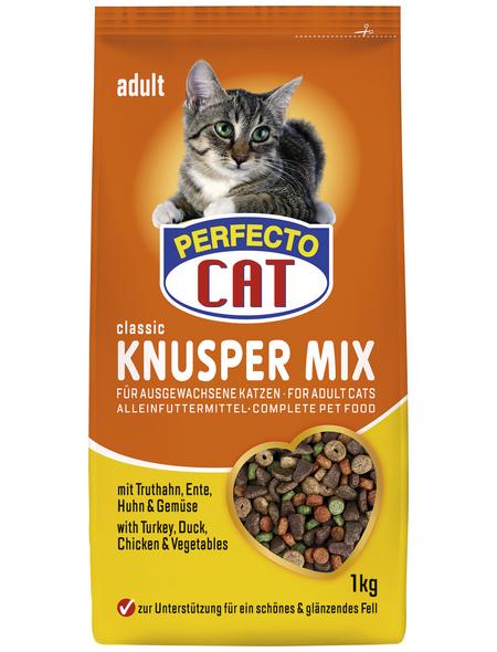 Katzentrockenfutter, 1 kg