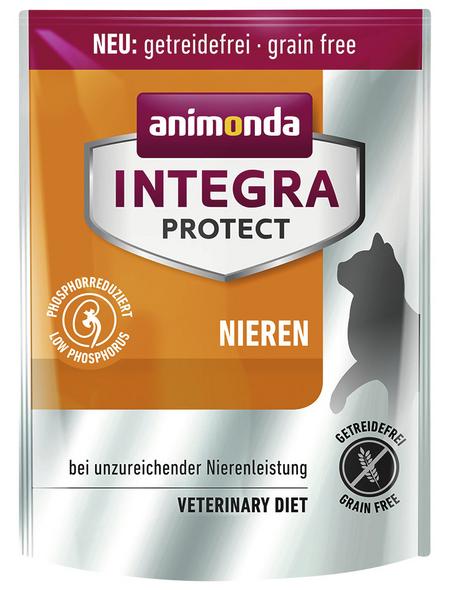 animondo Katzentrockenfutter »Integra Protect «, 8x300 g