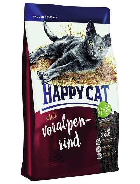 HAPPY CAT Katzentrockenfutter »Supreme«, 6 Beutel à 300 g