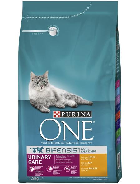 Purina ONE® Katzentrockenfutter »Urinary Cat«, Huhn, 1,5 kg
