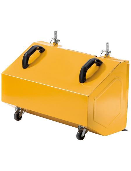 ALPINA GARTEN Kehrgutsammelbehälter, Arbeitsbreite: 60 cm