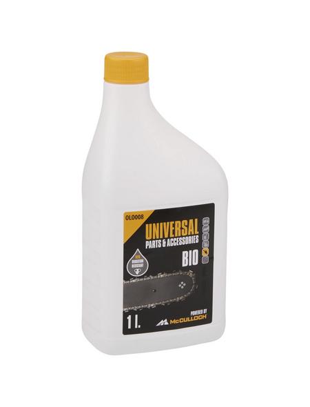 MCCULLOCH Kettenhaftöl »Universal Bio«, für Kettensägen