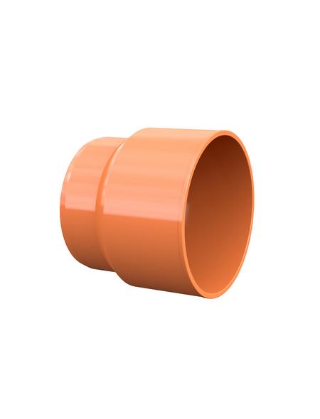 KG-Anschlussstück, Nennweite: 110 mm, , Hart-PVC