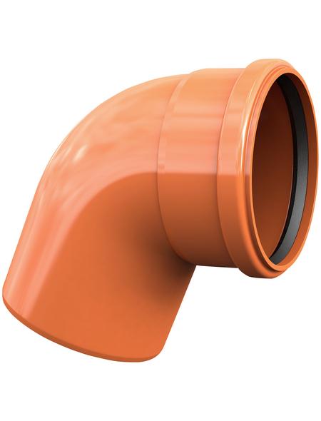 KG-Reduktion, Nennweite: 110 mm, Hart-PVC